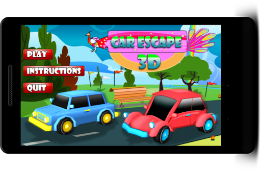 Car Escape 3D