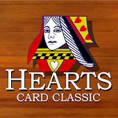 Hearts Card Classic