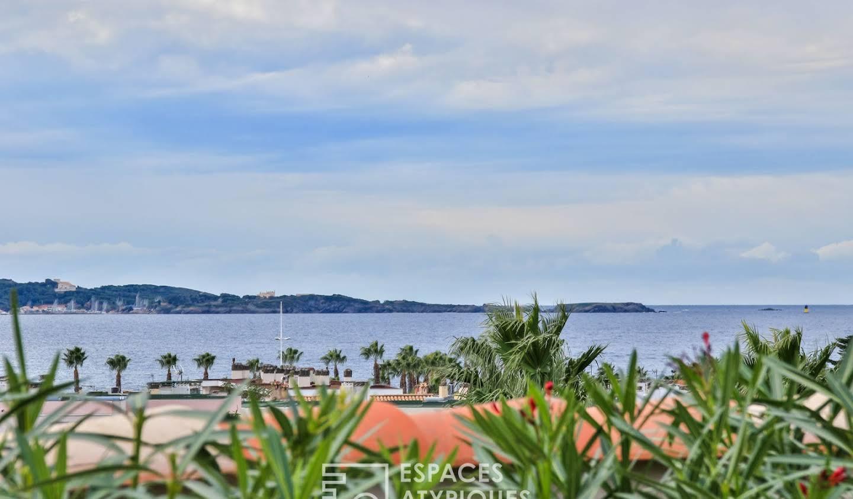 Appartement avec terrasse et piscine Sanary-sur-Mer
