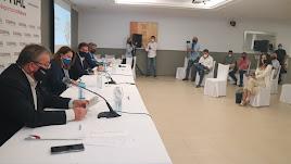 La consejera  de Agricultura, Carmen Crespo, presidió ayer la asamblea de Coexphal.
