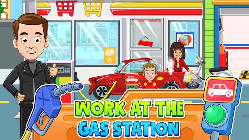 My Town: Car Garage. Wash & Fix kids Car Game  screenshots 15