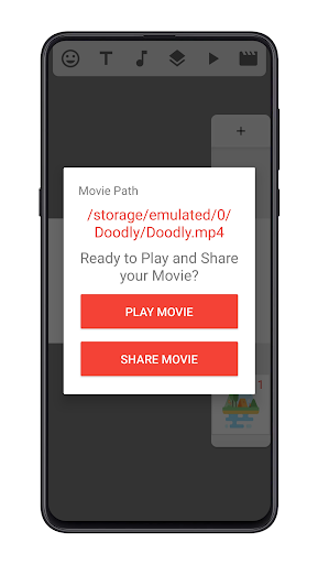Doodlify - Whiteboard animation creator 2.3 screenshots 7