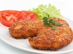 Olive Garden Parmesan Crusted Chicken