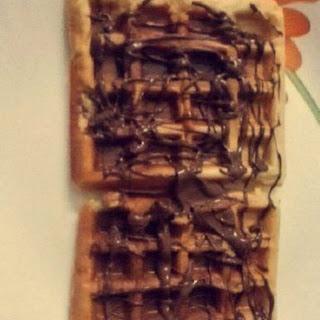 Healthy Waffles.