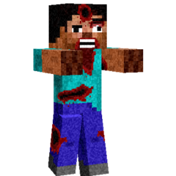 Download Zombie Skin For MINECRAFT PE APK Latest Version App For - Skin para minecraft pe zombie