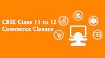 Class 11 Commerce & Class 12 commerce online classes