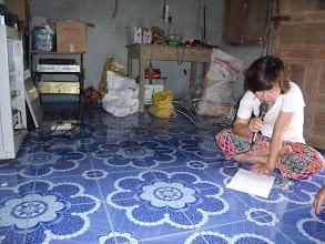 Photo: ประชาสัมพันธ์ ประกาศข่าวที่หอกระจายข่าว ประจำหมู่บ้าน ให้ชาวบ้านทราบว่า วันรุ่งขึ้นจะมีสามเณรออกบิณฑบาต รวมทั้งหมด 25 รูป