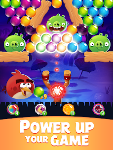 Angry Birds POP Bubble Shooter MOD (Unlimited Gold/Lives/Gems/Boosters) 8