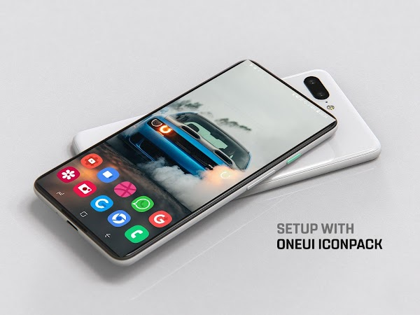 ONE UI Icon Pack : S10 v1.9.1 [Patched] 1