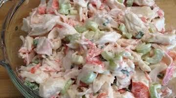 Good Blue Crab Salad with Shrimp