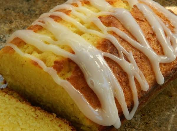 Easy Lemon Pudding Pound Cake Recipe