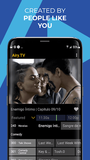 Airy - Free TV & Movie Streaming App for Everyone App Report