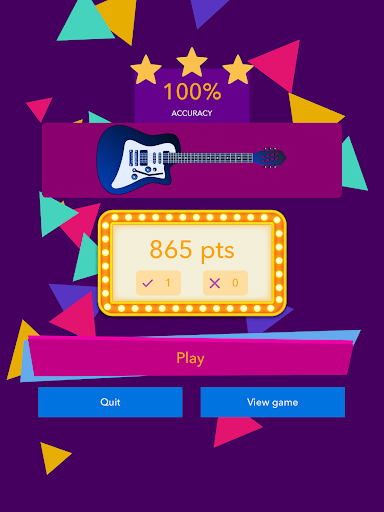 Trivial Music Quiz 1.0.9 screenshots 8