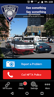 NFTA See Say- screenshot thumbnail