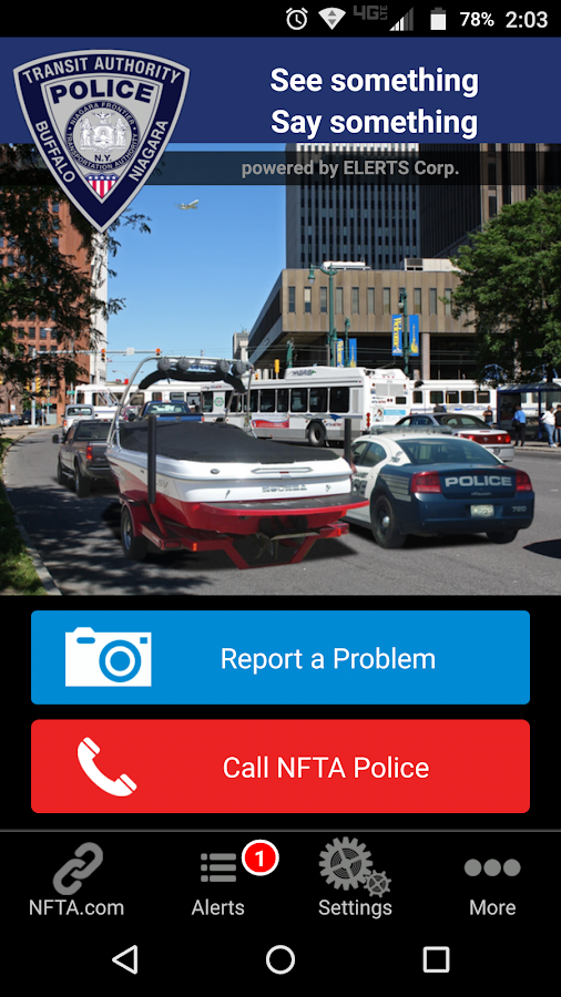 NFTA See Say- screenshot