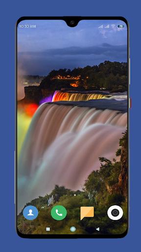 Waterfall Wallpaper HD 1.04 screenshots 14