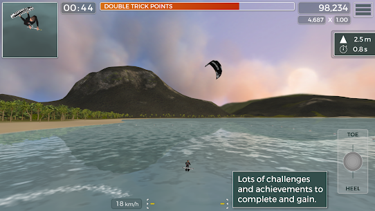Kiteboard Hero 2