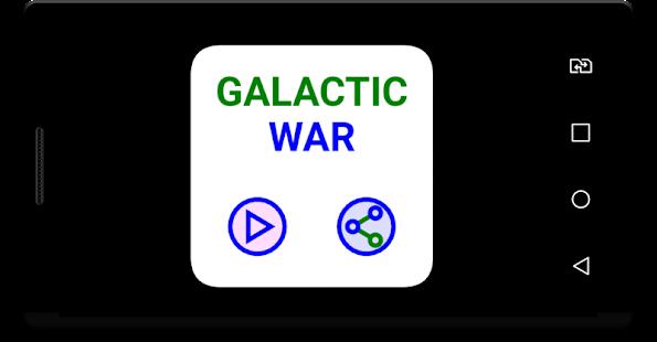 Galactic War - náhled