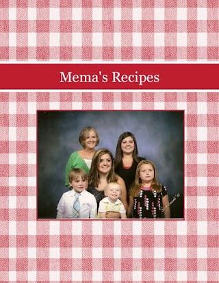 Mema's Recipes