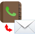 Phonebook backup icon