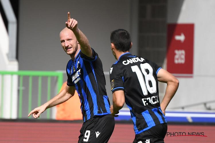🎥  Michael Krmencik (Club Brugge) vindt vlot de weg naar doel bij PAOK Saloniki!