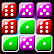 Dice Match Color Block Puzzle Game