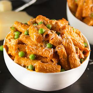 Spicy Chicken Rigatoni {Like Buca Di Beppo}