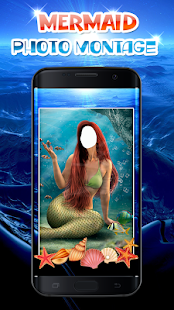 Mermaid Photo Montage Maker - náhled