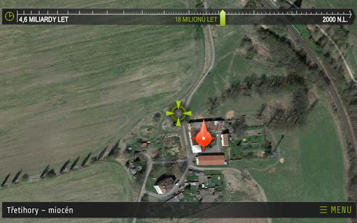 Dolnice - Czech Geology AR Apk Download 5