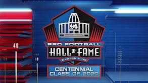 2020 Pro Football Hall of Fame Enshrinement Ceremony thumbnail
