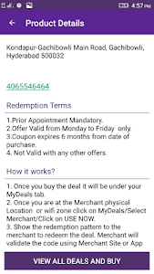 Meri Local Deals screenshot 7