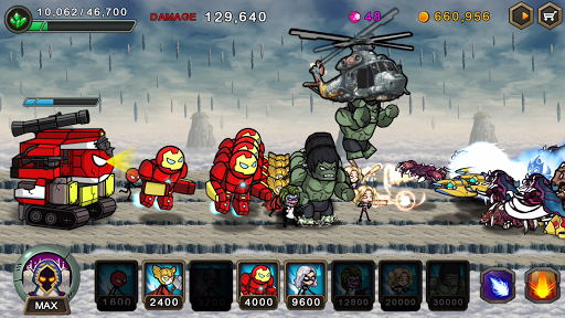 HERO WARS: Super Stickman Defense  screenshots 21