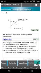 Cálculo Diferencial e Integral screenshot 6