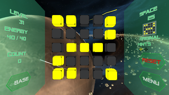 Space SF Puzzle LumineCubes- screenshot thumbnail