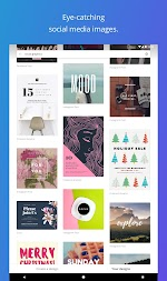 Canva: Poster, banner, card maker & graphic design APK screenshot thumbnail 10