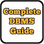 Learn DBMS Complete Guide (OFFLINE) Icon