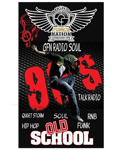 G.F.N.RADIO OLDSCHOOL SOUL