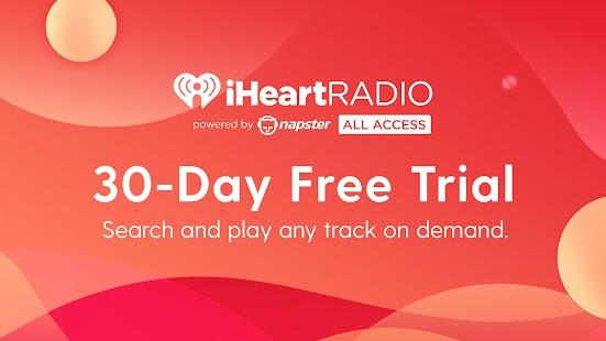 iHeartRadio - Free Music, Radio & Podcasts Screenshot