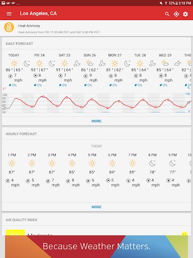 Weather data & microclimate : Weather Underground 6.7 Screenshots 11