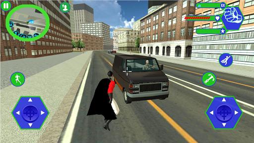 Super Rope Hero: Gangster Grand City 1.0.17 screenshots 4