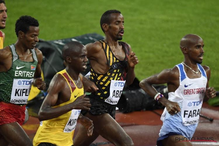 Bashir Abdi fixe ses objectifs pour le marathon de Londres