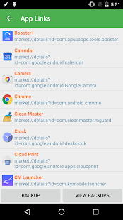 Super Backup Pro: SMS&Contacts- screenshot thumbnail