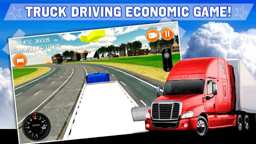 American Truck Simulator 3D
