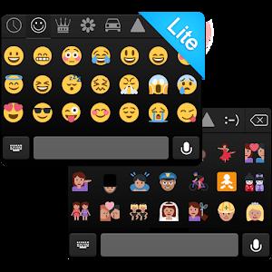 Teclado Emoji Kika Lite Gratis Gratis