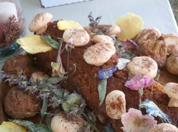 Meringue Mushrooms Recipe