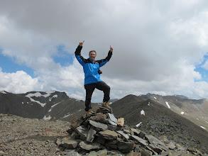 Photo: El Cim de Roca Blanca (2.784 m)