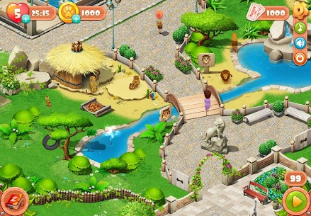 Family Zoo: The Story MOD (Unlimited Tickets/Boosters) 6
