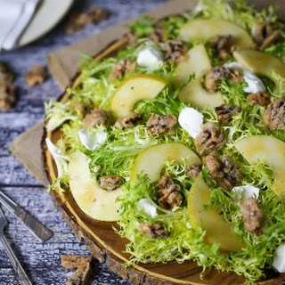 Pear Goat Cheese Salad Recipes
