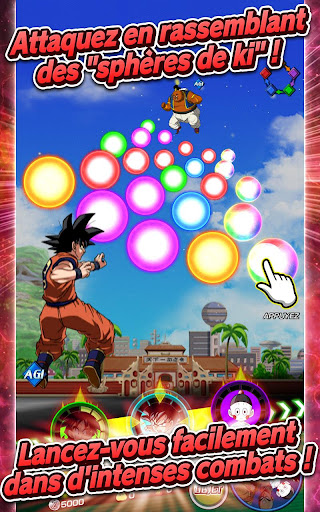 DRAGON BALL Z DOKKAN BATTLE fond d'écran 2