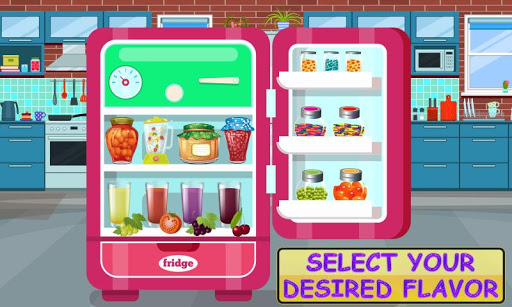 Rainbow Ice Cream Cone & Popsicle Maker Game 1.0 screenshots 8